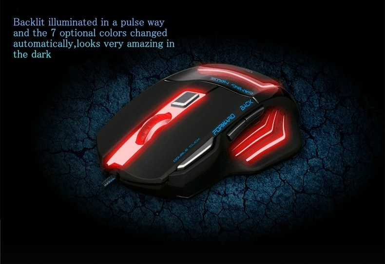 AULA Gaming Mouse